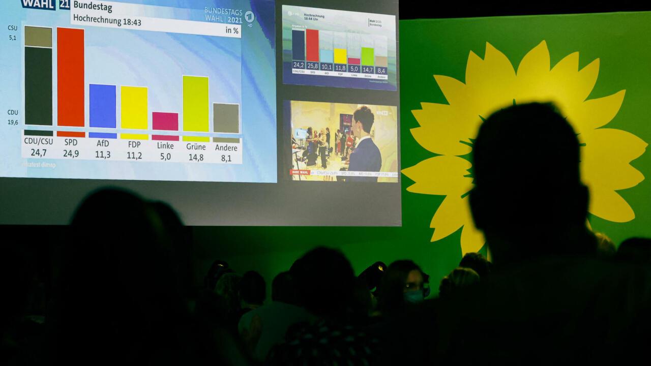 Germans 'kept voting for Angela Merkel' in rejection of political extremes