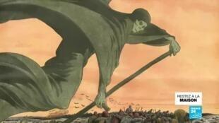 2020-04-22 11:12 Les grandes pandémies de l'Histoire : au XIXe siècle, le choléra ravage le monde