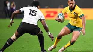 Kurtley Beale has started Tests at full-back, fly-half and centre for Australia