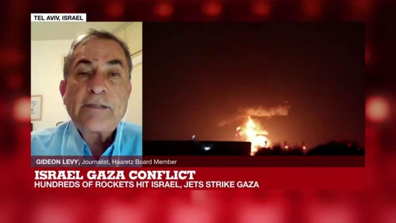 Haaretz columnist Gideon Levy offers his analysis on the escalating  Israeli-Palestinian violence - France 24