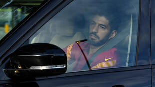 Luis Suarez has moved to Atletico Madrid from Barcelona.