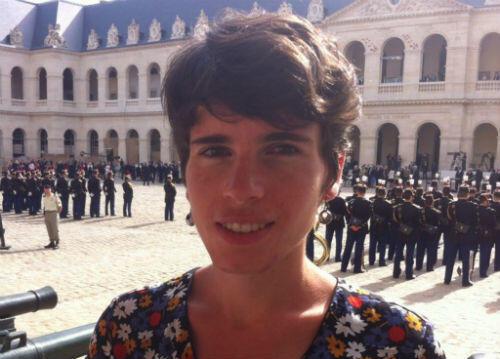 Cécile, 27 ans.