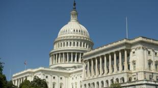 مبنى الكابيتول في واشنطن مقر مجلس النواب الأمريكي الكونغرس