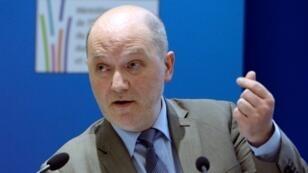 Le député Denis Baupin, accusé de harcèlement et agressions sexuels.