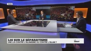 Le Débat de France 24 - mardi 16 février 2021