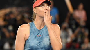 Maria Sharapova tennis retraite