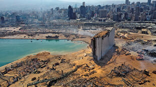 Beyrouth explosition