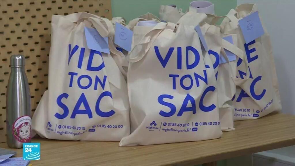 """ريبورتاج-فرنسا: كيف يسعى متطوعو جمعية """"نايت لاين"""" لدعم الطلاب خلال أزمة فيروس كورونا؟"""