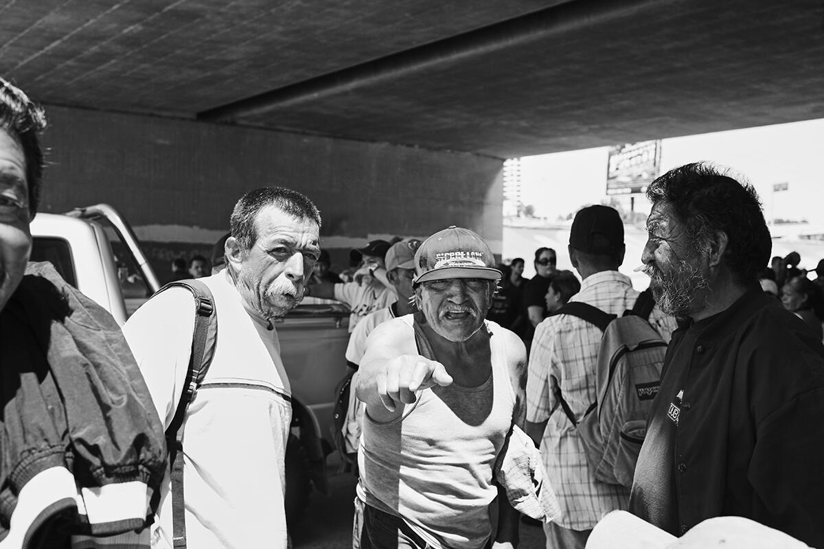 Tijuana est une ville de migrants.
