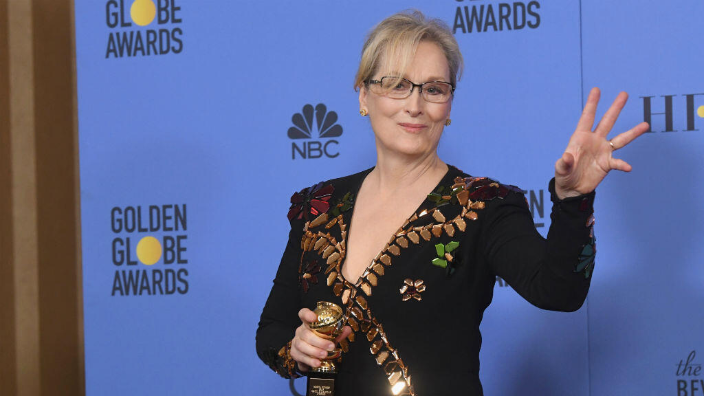Meryl Streep a profité de la cérémonies des Golden Globes pour s'en prendre à Donald Trump.