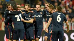 L'Atletico Madrid s'est qualifié pour la finale de la Ligue des champions 2015/16.