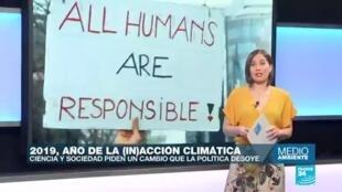 2019, el año de la (in)acción climática