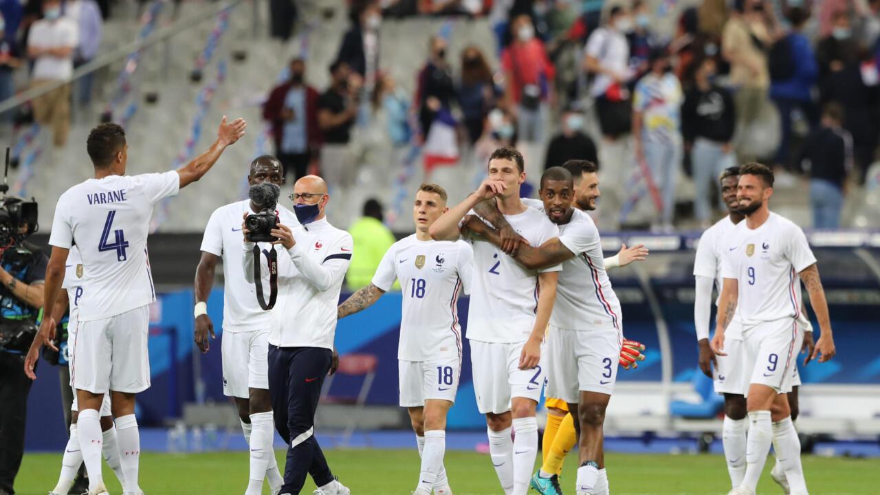 المنتخب الفرنسي يهزم بلغاريا بثلاثية في مباراة استعدادية لكأس أمم أوروبا وإصابة بنزيمة تعكر الفوز