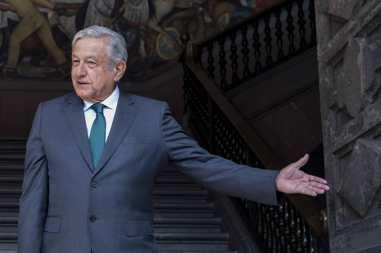 El presidente de México, Andrés Manuel López Obrador, expresó su esperanza de que las conversaciones con Venezuela sean exitosas.