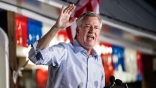 رئيس بلدية نيويورك بيل دي بلازيو.