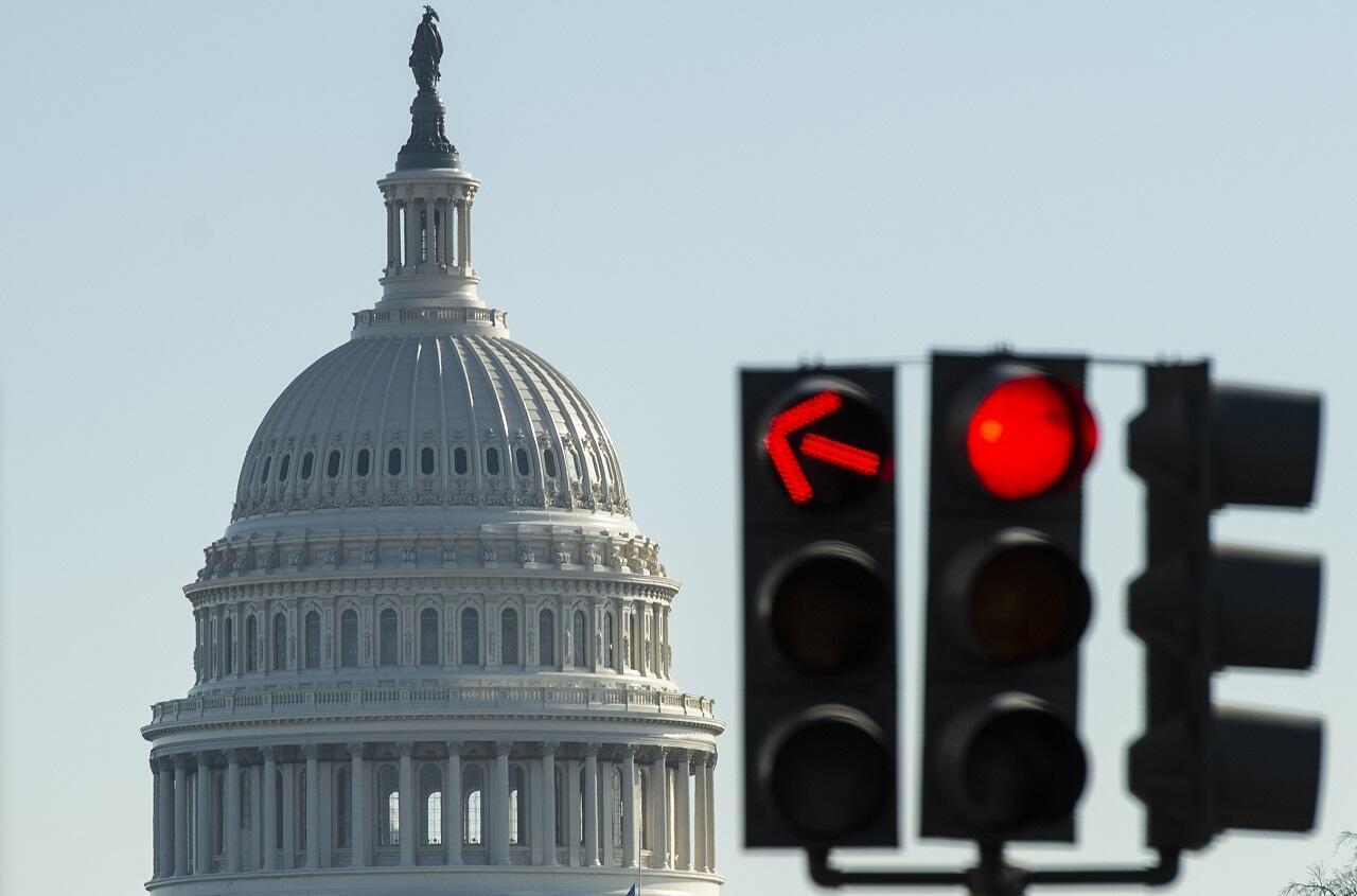 Faute de compromis budgétaire entre Donald Trump et le Congrès, 800 000 fonctionnaires ont été mis en congé sans solde.
