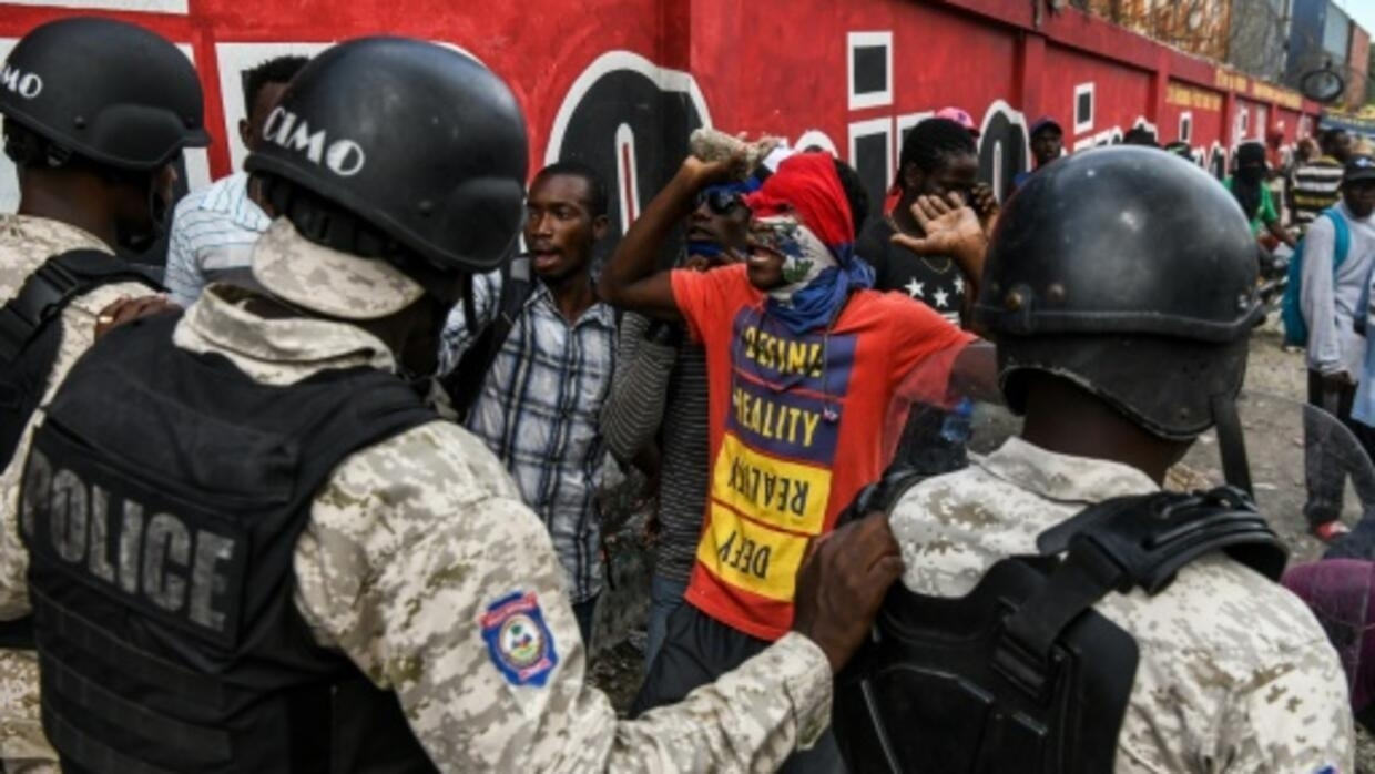 Haiti in crisis: who's who and what's at stake