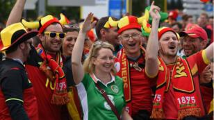 La majorité des supporters de l'Euro 2016 sont venus pour une ambiance bon enfant.