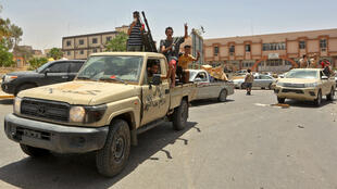 Libya-GNA-fighters-Tarhuna