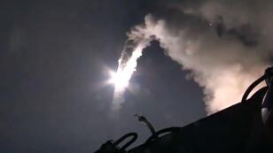La Russie a affirmé, mercredi 7 octobre 2015, avoir lancé depuis la mer Caspienne 26 missiles de croisière vers la Syrie.