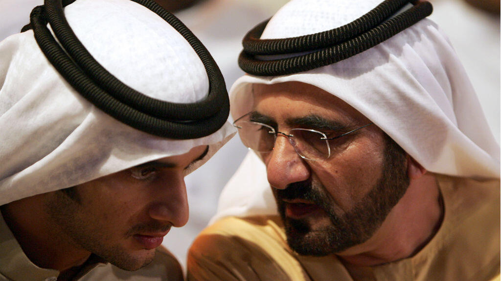 Son of Dubai's ruler dies of heart attack at 33