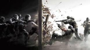Le jeu Rainbow Six Siege est sorti en 2015.