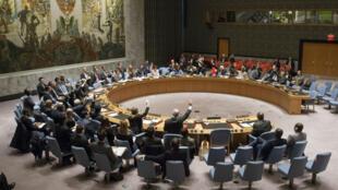 Le Conseil de sécurité de l'ONU n'a pas adopté la résolution française sur Alep après un veto de la Russie.