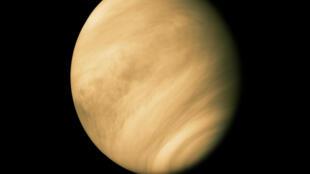 صورة لكوكب الزهرة