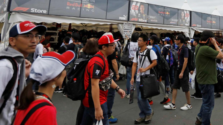 Japan Formula One cancelled as Typhoon Hagibis edges toward Tokyo