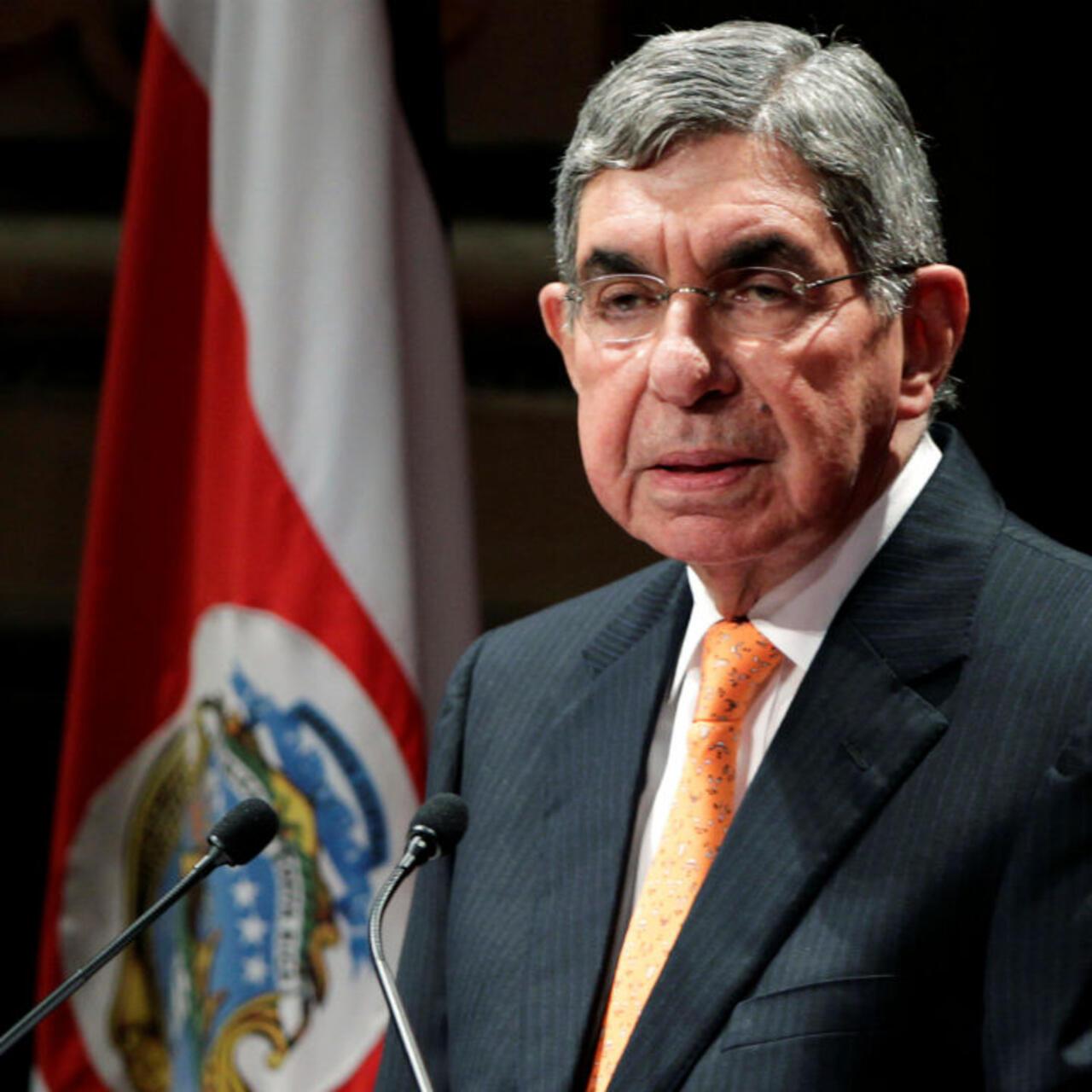 Al menos seis mujeres acusan al nobel de paz Óscar Arias de acoso sexual