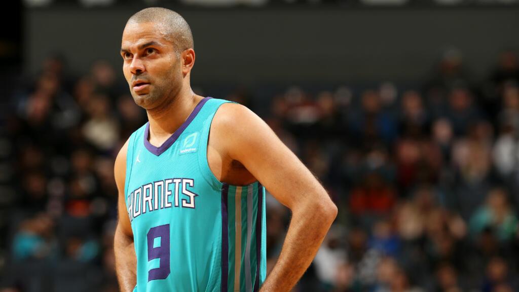 Le basketteur Tony Parker prend sa retraite