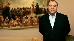 بلحسن الطرابلسي، صهر الرئيس التونسي السابق زين العابدين بن علي