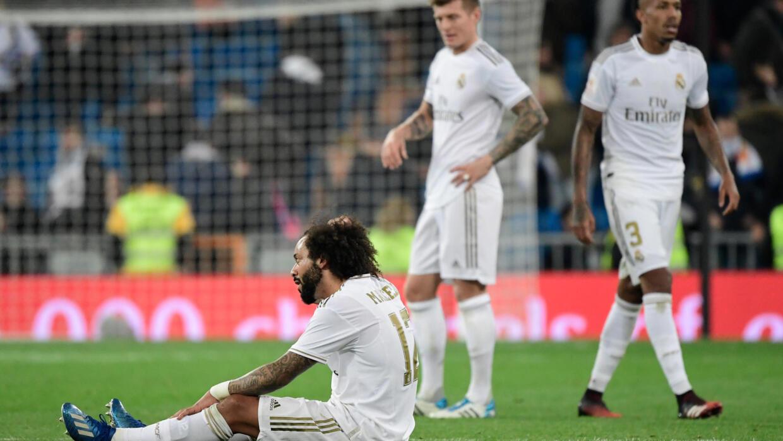 ريال مدريد يغادر منافسات كأس إسبانيا من ربع النهائي