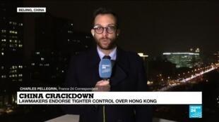 2021-03-11 13:06 China approves plan to veto Hong Kong election candidates