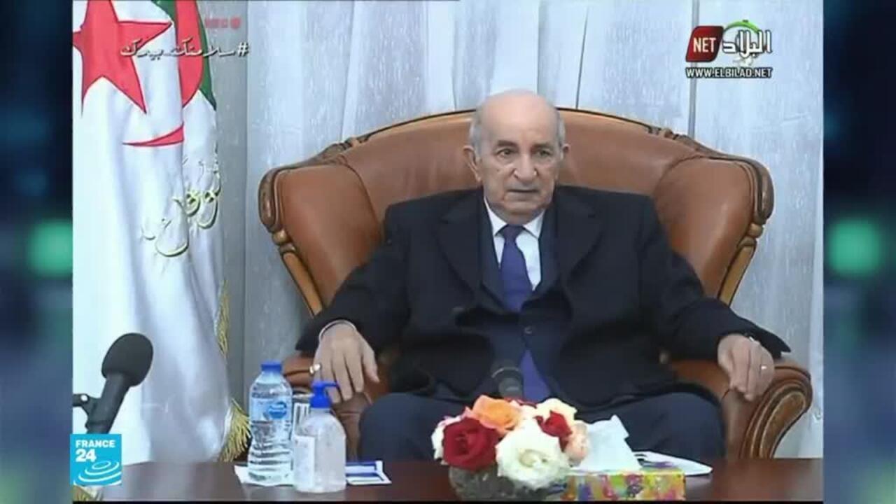 الجزائر: عبد المجيد تبون يقيل وزير النقل ومدير الخطوط الجوية