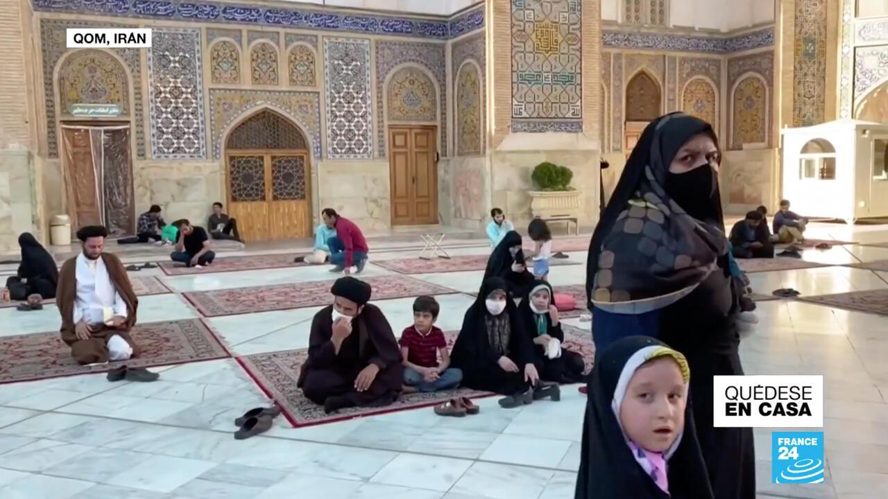 En Qom, la ciudad considerada el centro del islam chiita en Irán, se confirmaron las dos primeras muertes por el nuevo coronavirus en la República Islámica.
