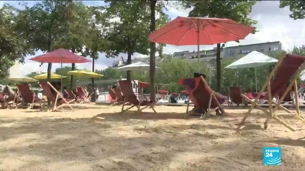 The Paris Riviera: Swimsuits and dancing shoes - France 24