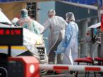 Coronavirus : accélération des transferts de malades, plus de 2 300 morts en France
