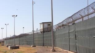 La prison de Guantanamo, à Cuba, le 26janvier2017.