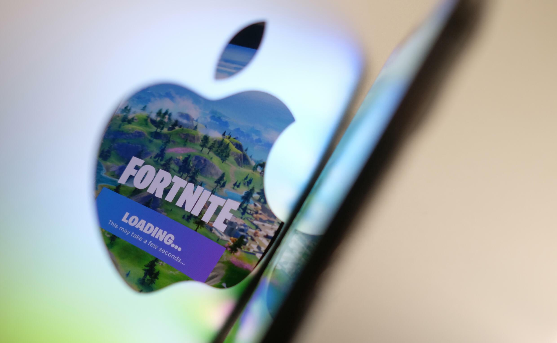 Apple attend le verdict dans le procès que lui a intenté Epic Games, l'éditeur du jeu Fortnite