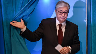 Kassym-Jomart Tokaïev, élu dimanche président du Kazakhstan, a promis de poursuivre la voie tracée par son mentor, Noursoultan Nazarbaïev.