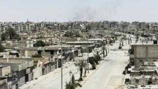 La ONU estima que hay hasta 25.000 civiles presentes en la ciudad.