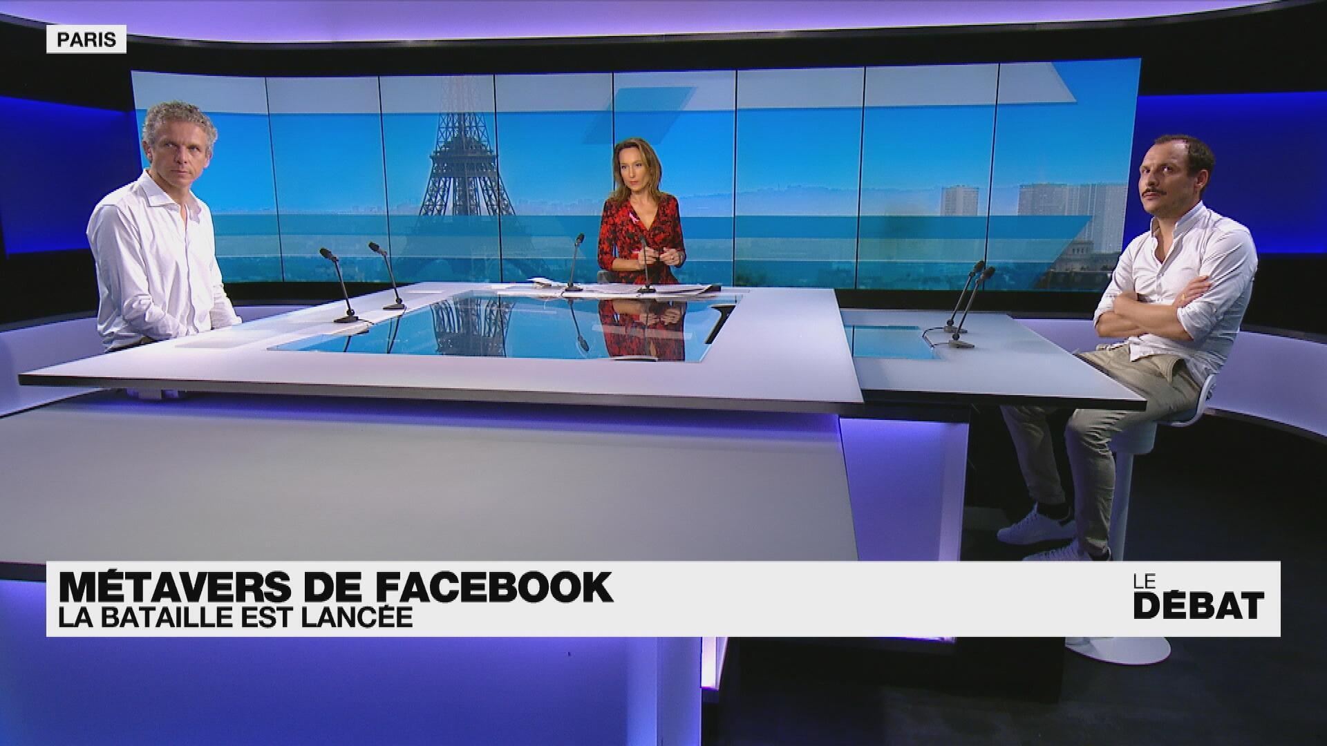 Le Débat de France 24 - mardi 19 octobre 2021