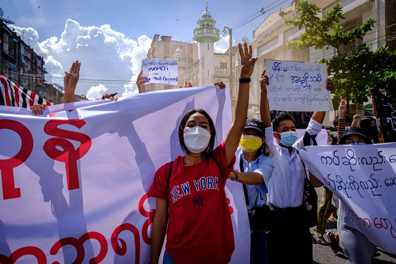 Birmanie six mois