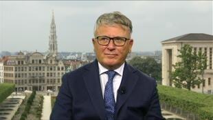 Nicolas Schmit, commissaire européen à l'Emploi et aux Droits sociaux