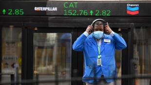 La Bourse de New York a fini en hausse jeudi malgré l'opposition de la cheffe des Démocrates au Congrès, Nancy Pelosi à des mesures de relance ciblées pour le secteur aérien en l'absence d'un plan de relance global