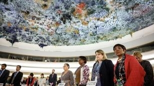 The UN Human Rights Council has a dedicated fixture on its schedule which is exclusively devoted to resolutions condemning Israel's treatment of the Palestinians, which is known as Agenda Item 7