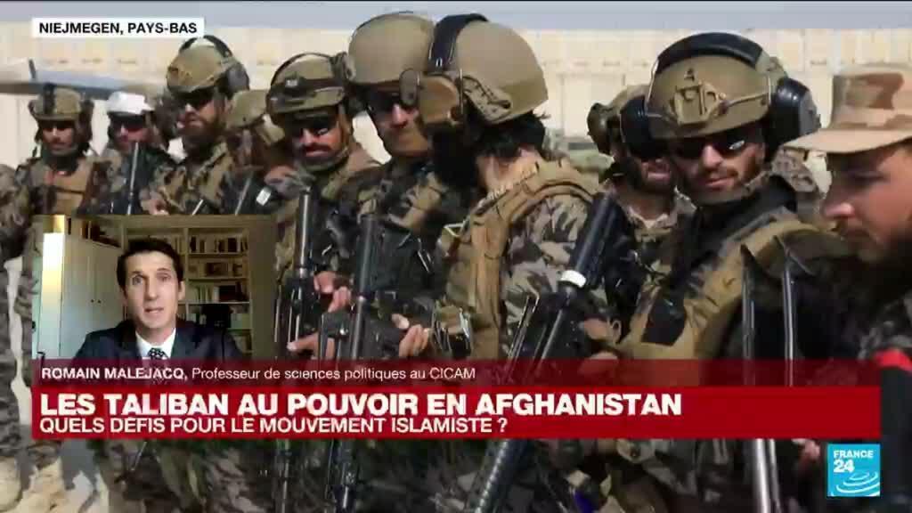 2021-08-31 14:09 Afghanistan : le retour des Taliban marque-t-il la fin de l'hégémonie américaine ?