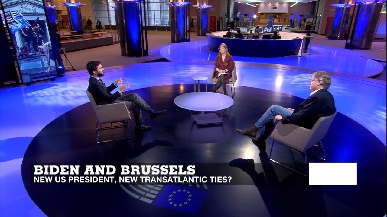 Speaking Europe – Biden and Brussels: New US president, new transatlantic ties?