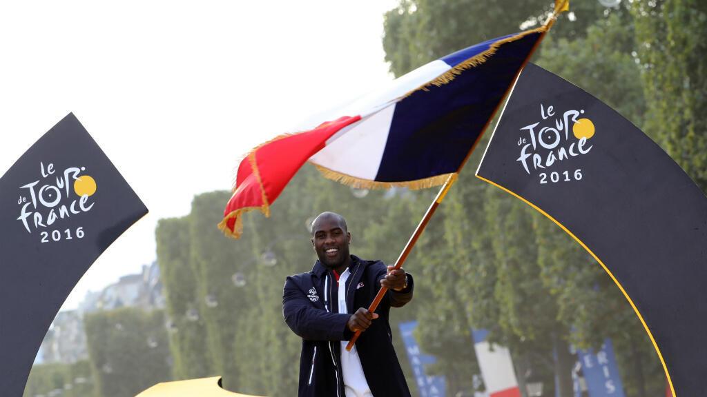 Le judoka Teddy Riner a été choisi pour être le porte-drapeau de la délégation française.